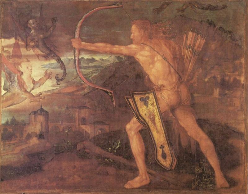 Đàn ác điểu ăn thịt người ở Stymphale