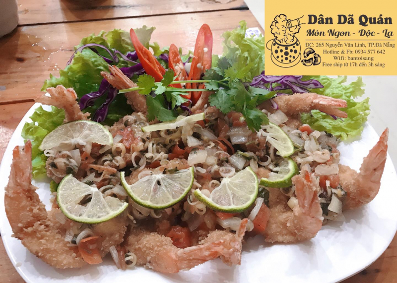 Top 10 Quán nhậu ngon mà rẻ gần sân bay Đà Nẵng