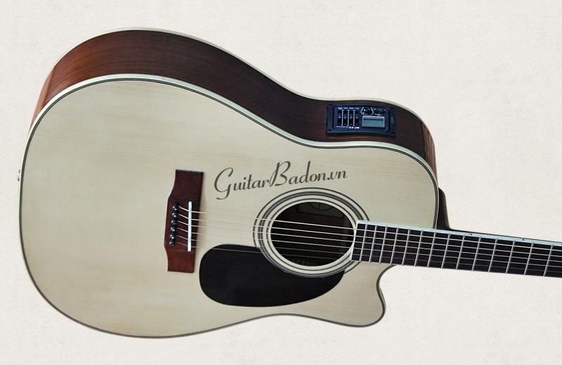 Đàn Guitar Acoustic J-260-EQ-B12