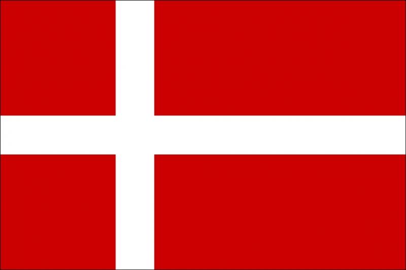 Quốc kì của Đan Mạch