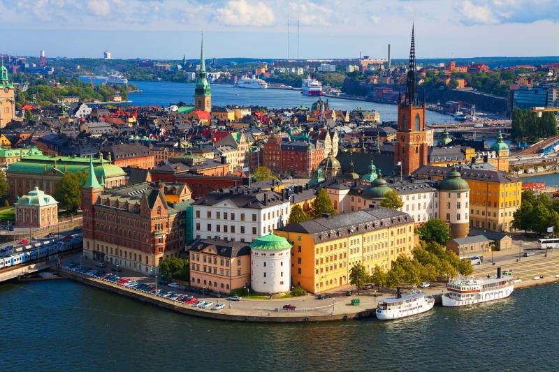 Du lịch Copenhagen - Đan Mạch