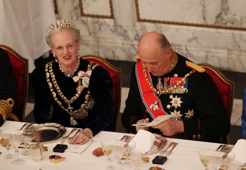 Nữ hoàng Margrethe II
