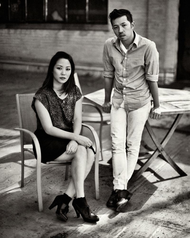 Bộ đôi nhà thiết kế Carol Lim và Humberto Leon