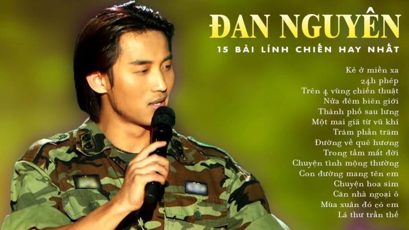 Ca sĩ Đan Nguyên