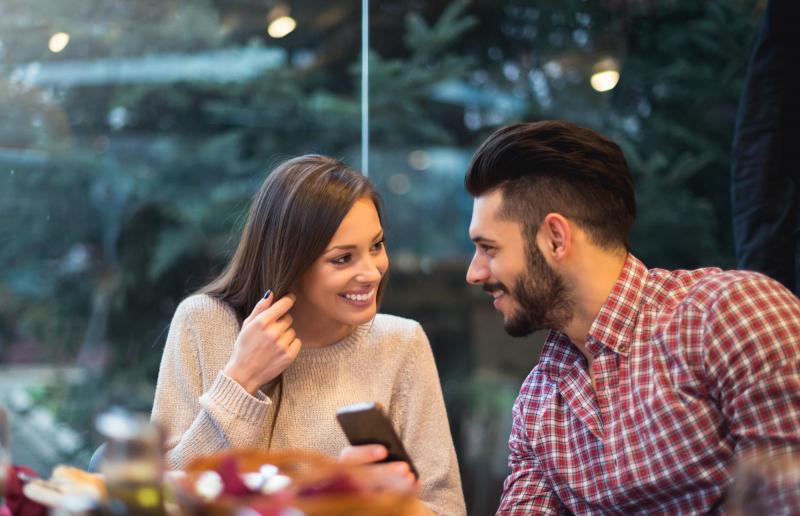 Lịch sự là tiêu chuẩn thứ nhất trong những cuộc hẹn hò