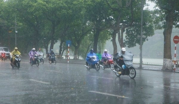 Top 10 dàn ý bài văn tả cơn mưa chi tiết nhất
