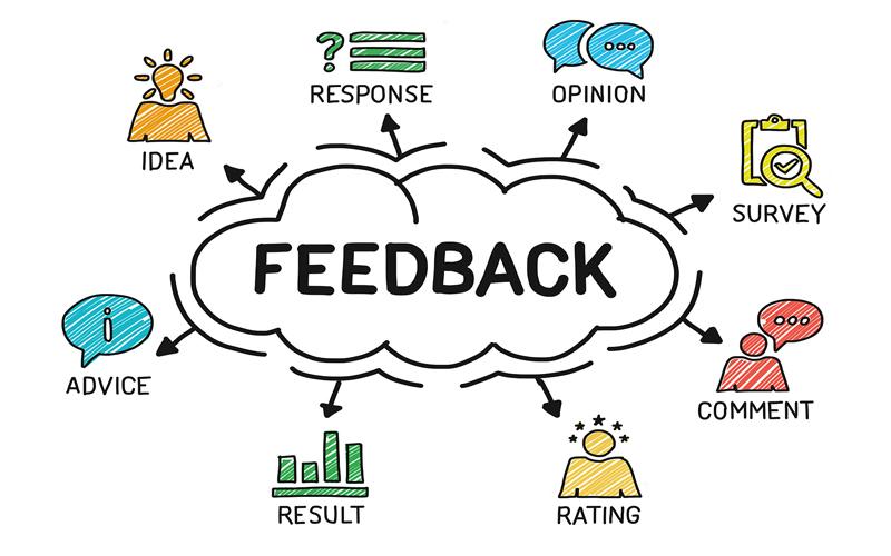 Hãy đăng ảnh feedback của khách thường xuyên bạn nhé!