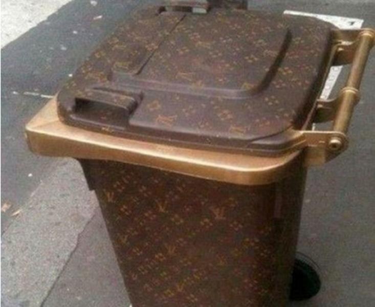 Đẳng cấp của thùng rác