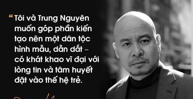 """Đặng Lê Nguyên Vũ – """"Vua cà phê Việt Nam"""""""