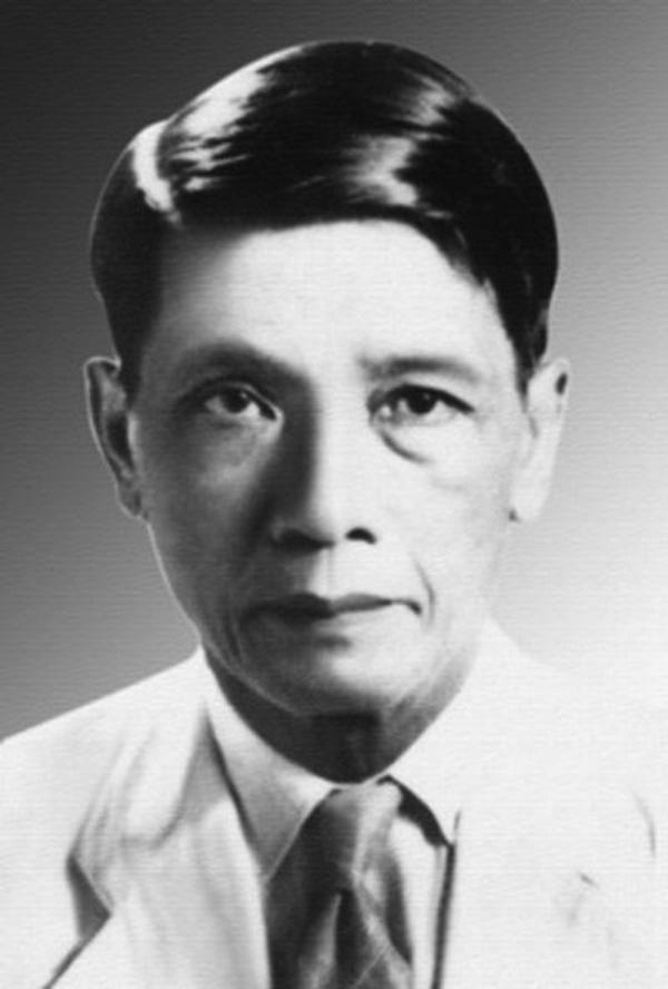 Giáo sư - nhà văn hóa cách mạng  Đặng Thai Mai (1902 – 1984) (ảnh: sưu tầm)