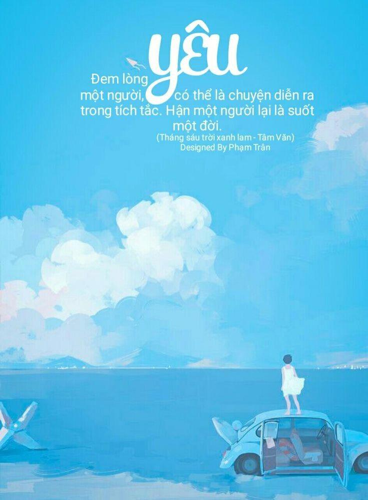 Tháng sáu trời xanh lam - Tâm Văn