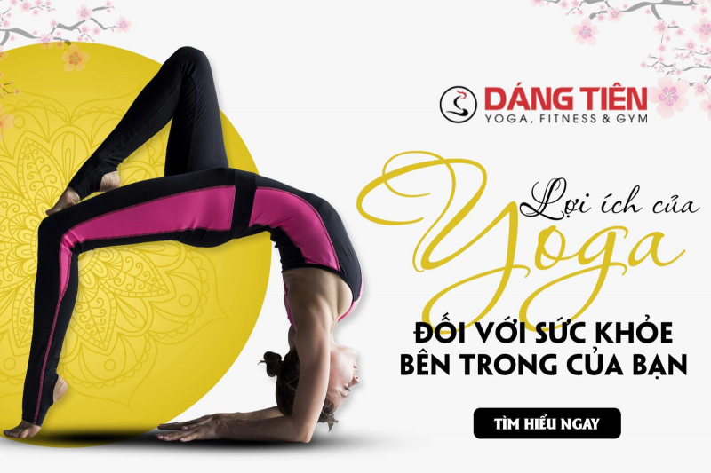 Dáng Tiên Spa, Fitness & Yoga