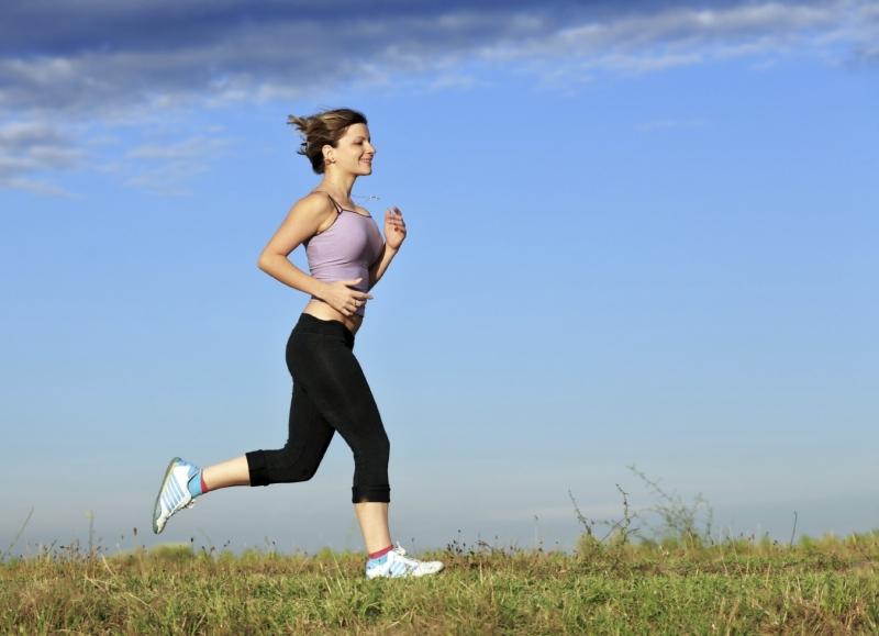 Tập thể dục mỗi ngày ít nhất 30 phút để rèn luyện sức khoẻ và tinh thần.