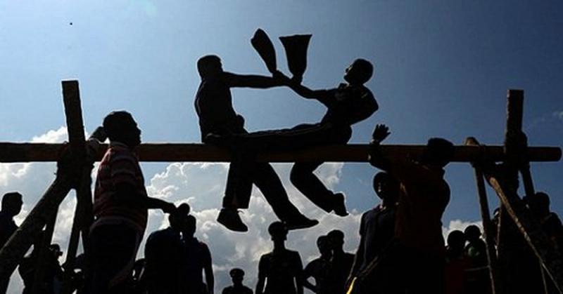 Môn đánh gối của người Sri Lanka