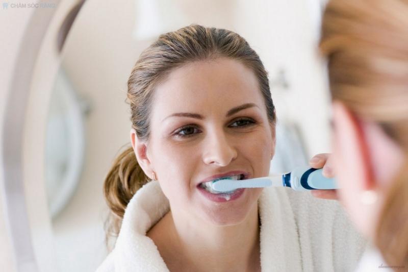 Bạn nên đánh răng đủ 3 phút mỗi lần