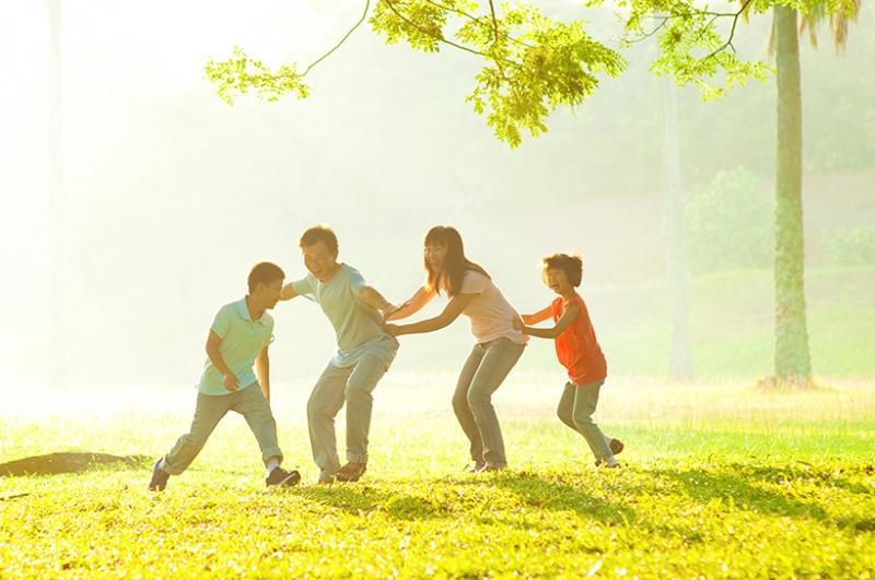 Dành thời gian cho gia đình nhiều hơn