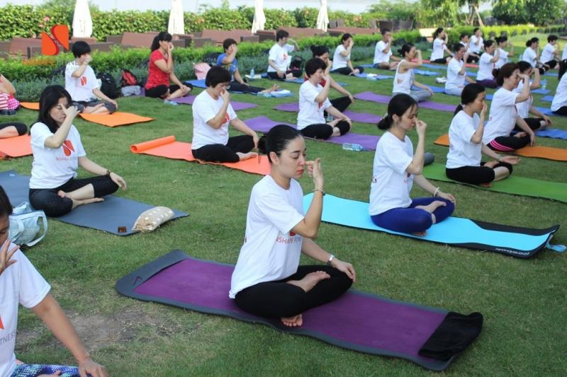 Khóa tập Yoga