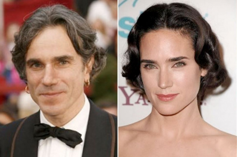 Daniel Day-Lewis và Jennifer Connelly