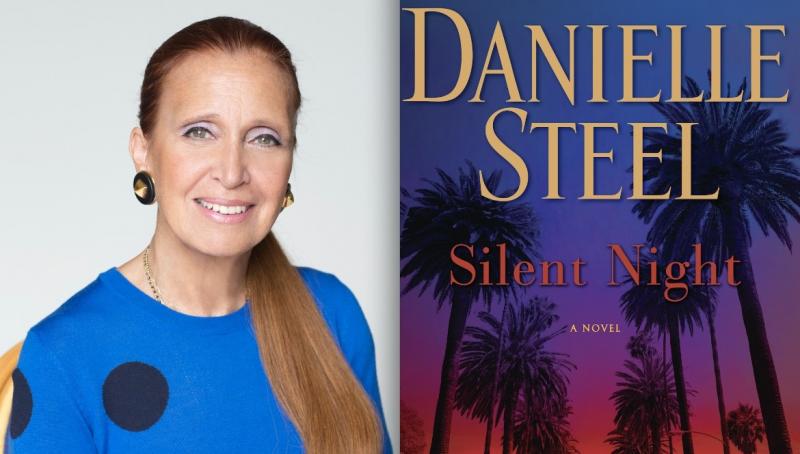 Nhà văn Danielle Steel
