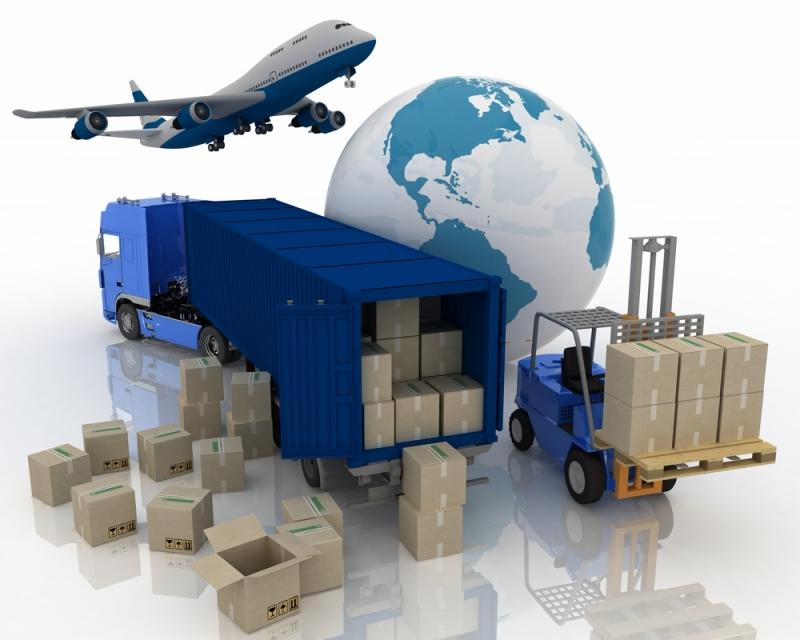 Các phương thức vận tải của công ty.