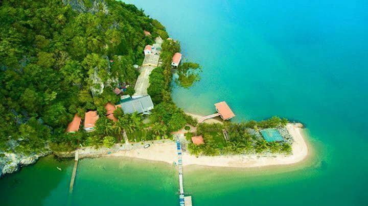 Top 5 hòn đảo đẹp nhất ở Quảng Ninh