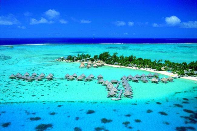 Đảo Bora Bora, Polynesia