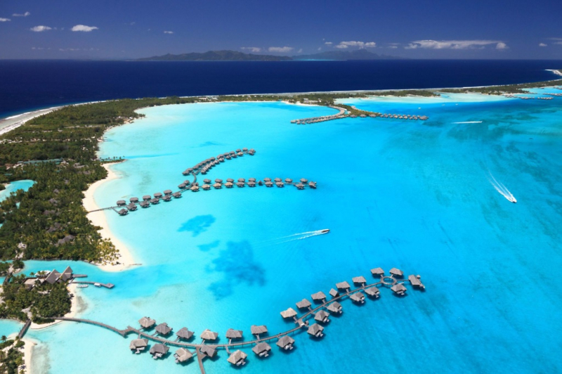 Đảo Bora Bora - Pháp
