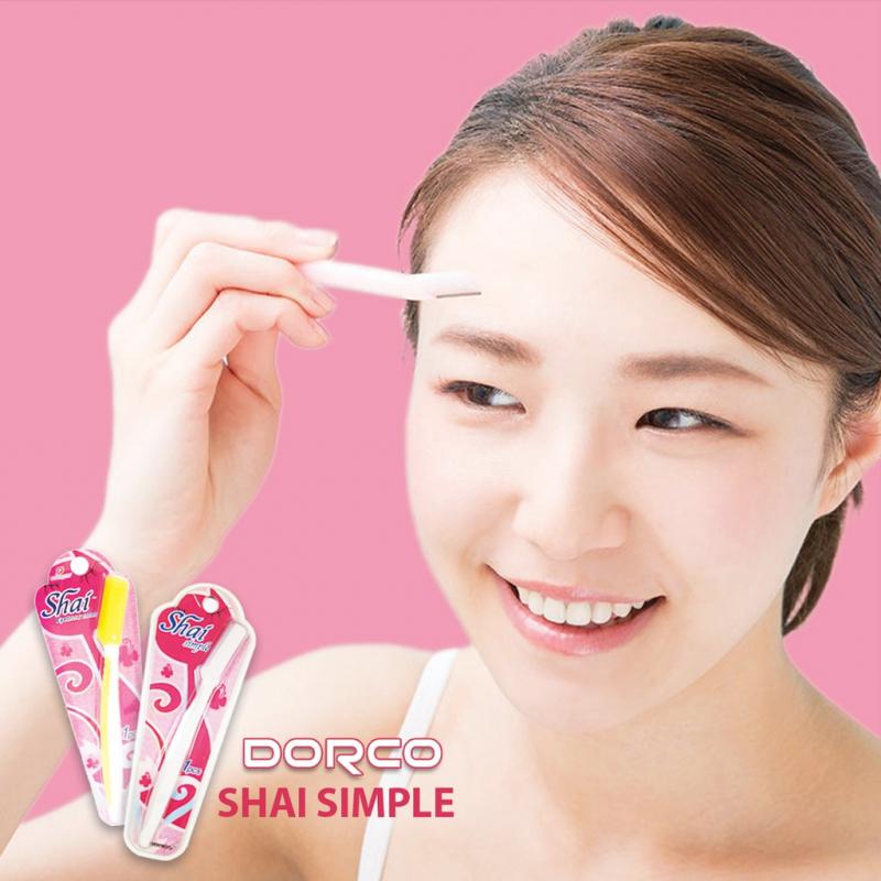 Dao cạo tỉa lông Dorco Shai Simple LDI A200 1B
