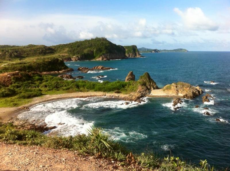 Một góc của đảo Cô Tô mê hoặc lòng người