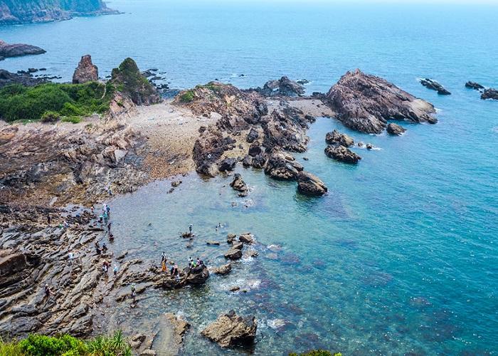 Cô Tô - Viên ngọc quý của du lịch Quảng Ninh