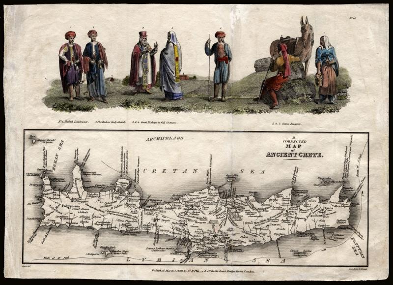 Xã hội cổ đại đảo Crete