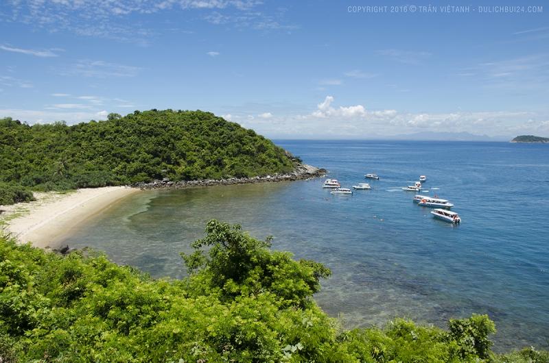Một số hình ảnh trên Đảo Cù Lao Chàm