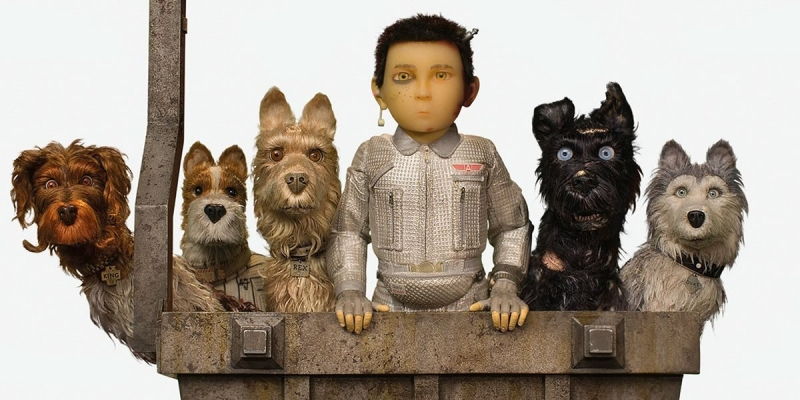 Phim Đảo của những chú chó