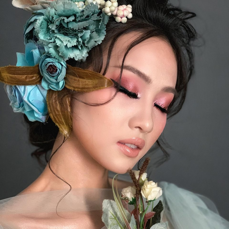 Đào Dương Thái Make up