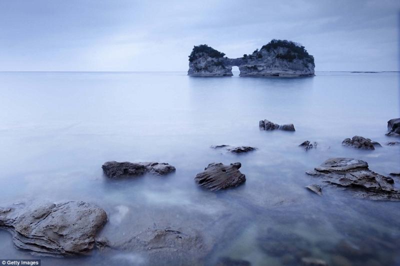 Đảo Engetsu, Nhật Bản