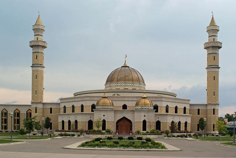 Nhà thờ đạo Hồi
