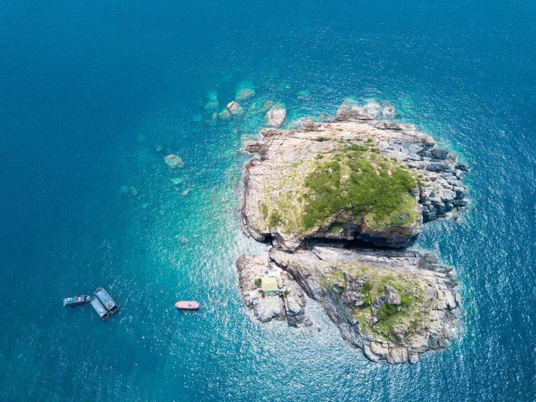 Đảo Hòn Mun - Nha Trang