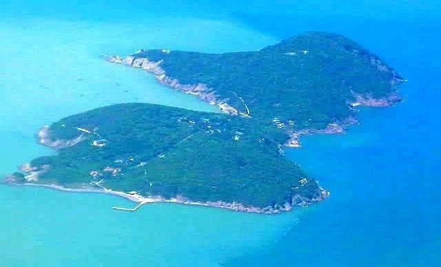 Đảo Hòn ngư (Song Ngư)