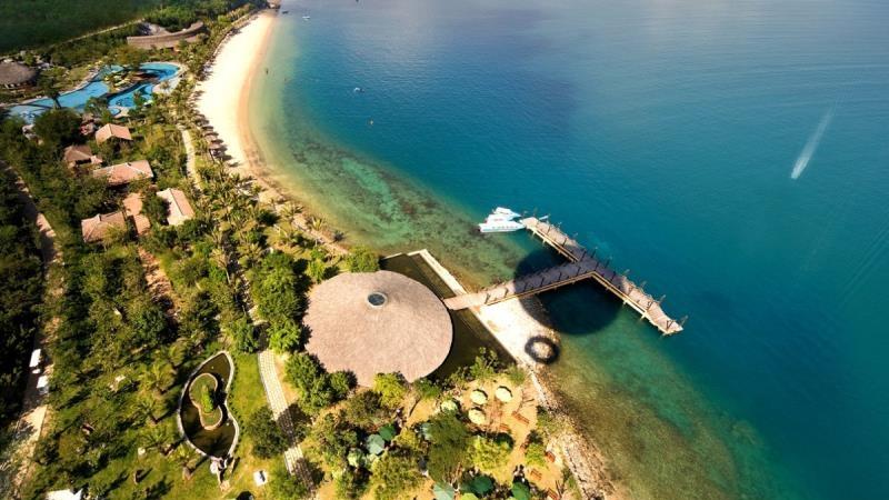Đảo Hòn Tằm - địa điểm đi chơi lễ 30/4 tại Nha Trang lý tưởng nhất