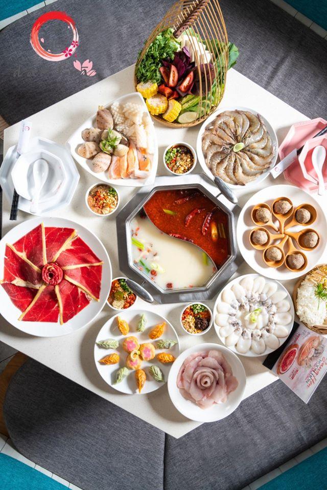 Dao Hua Taiwanese Hotpot Paradise là một điểm đến mới mẻ nhưng chất lượng cực kì tuyệt vời của các tín đồ mê lẩu ở quận 2