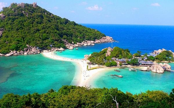Đảo Koh Tao, Thái Lan