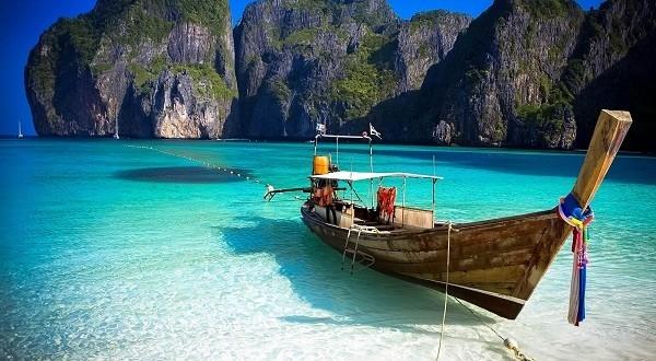 Đảo Koh Phi Phi, Thái Lan