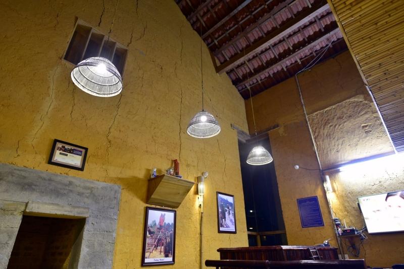 Một góc của homestay Dao Lodge