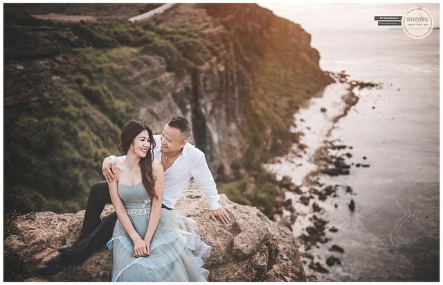 Ảnh cưới ngoại cảnh đẹp tại Lý Sơn