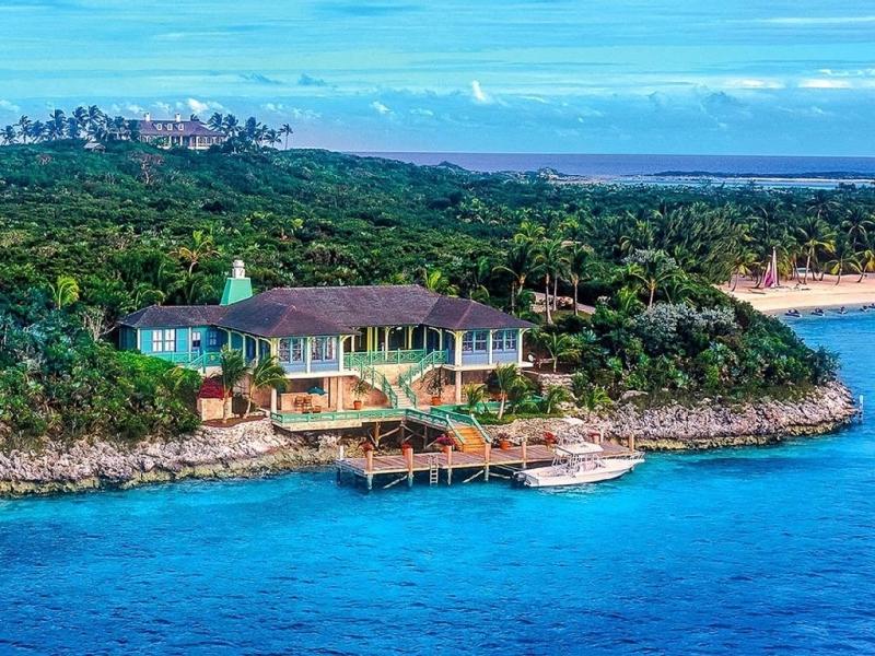 Đảo Musha Cay