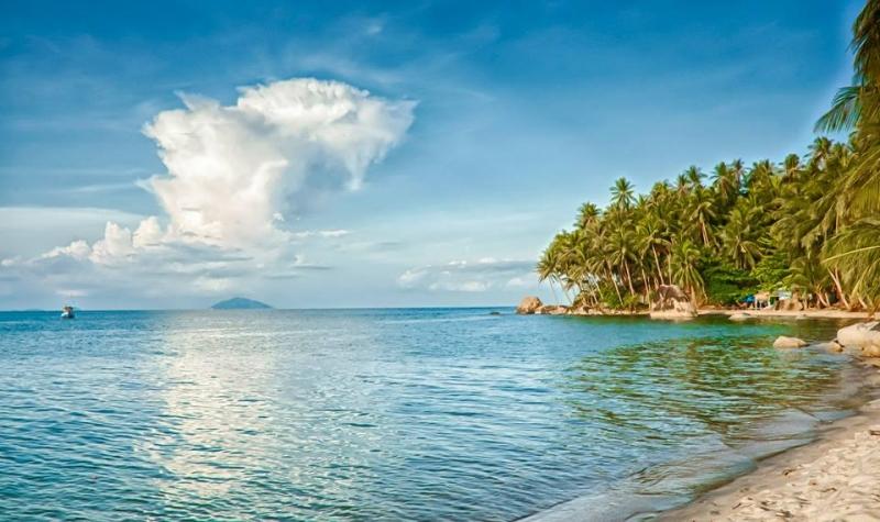 Đảo Nam Du xinh đẹp