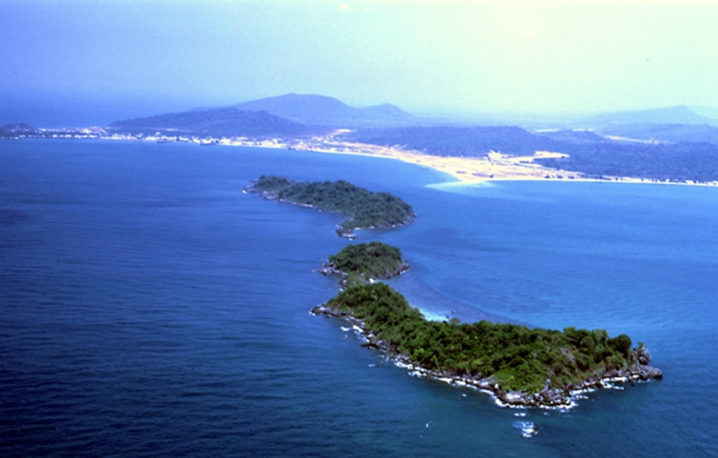 Đảo Phú Quốc - Hòn đảo lớn nhất