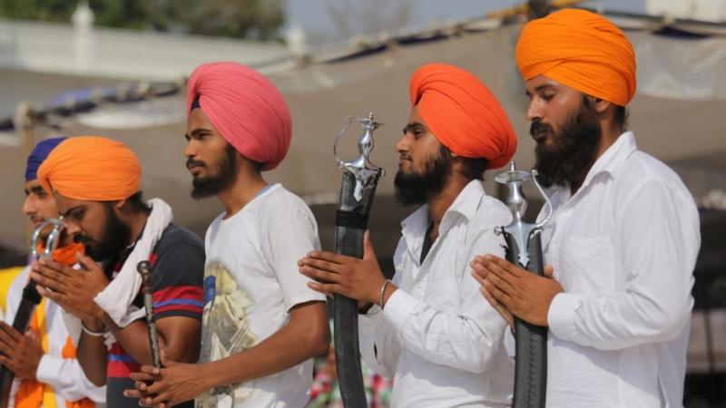 Những người theo đạo Sikh