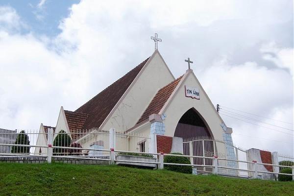 Nhà thờ đạo Tin Lành