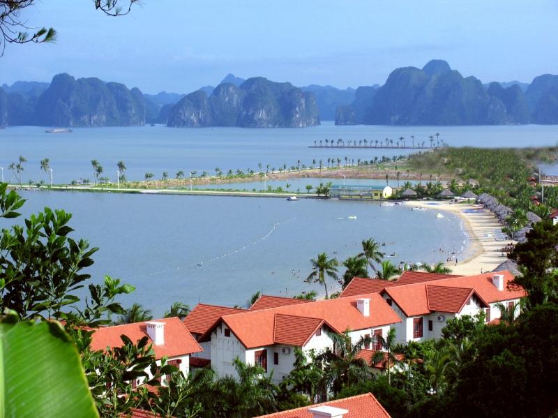 Đảo Tuần Châu - hòn ngọc mới của Hạ Long
